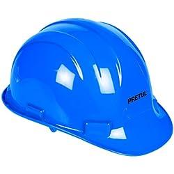 Pretul CAS-ZP, Casco de seguridad, color azul, Pretul