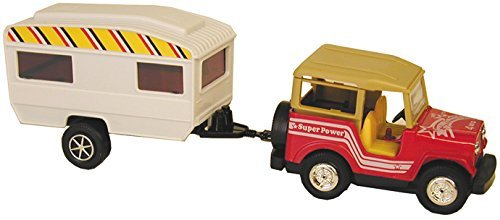 Prime Products (27-0010) SUV and Trailer Toy by Prime Products