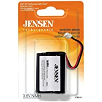 Jensen JTB510 Cordless Phone Battery for Panasonic HHR-Pr02, P-P511
