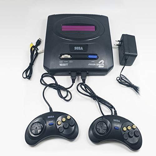 Sega Genesis Mini Classic Gaming Console para HDMI HD 368 Videojuegos clásicos para TV incorporados: Amazon.es: Videojuegos