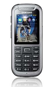 Samsung C3350 Solid X-Cover - Móvil (sin tarjeta SIM), color gris