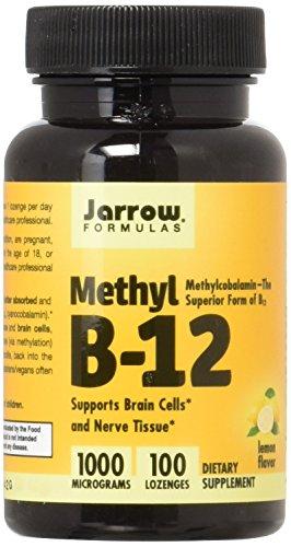 Jarrow Formulas Methyl B 12 Loznges