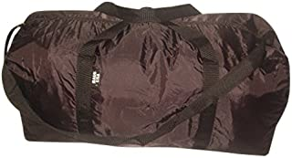 product image for Extra Large Duffle Bag,Dome Shape Nylon Gear Bag Light Weight Made in USA