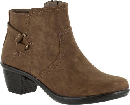 picture of Easy Street Dawnta Women's Boot 7.5 E US Brown-Matte