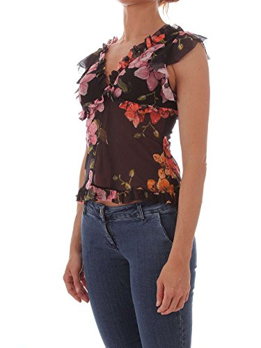 BODY E 44 Donna CYNTHIA TOP PINKO Nero wHaSPt