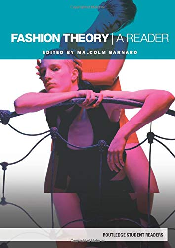 David Wright Wall Graphic - Fashion Theory (Routledge Student Readers)