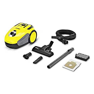 Karcher Vacuum Cleaner VC 2, Yellow - 1.198-102.0