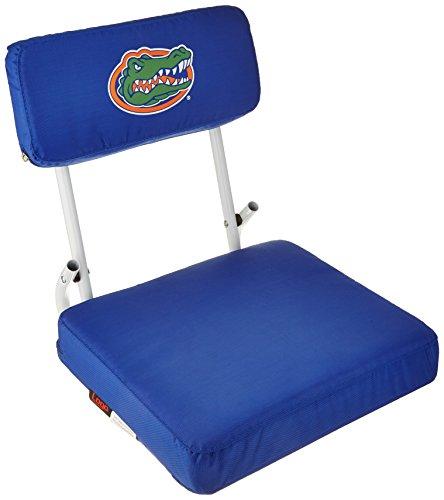 Logo Brands NCAA Florida Gators Hardback Stadium Seat (Florida Gators Stadium)