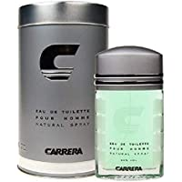 Carrera Pour Homme for Men - Eau de Toilette, 100 ml