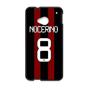 Nocerino 8 New Gattuso Design Hard Case Cover Protector For HTC M7