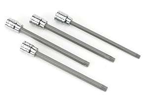 Powerbuilt 648888 Star Brake Caliper Long Shaft Set - 4 Piece