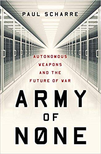 [0393608980] [9780393608984] Army of None: Autonomous Weapons and the Future of War 1st Edition-Hardcover ()