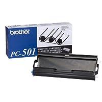Cartucho de impresión Brother PC501 PPF - 150 páginas - Empaquetado al por menor