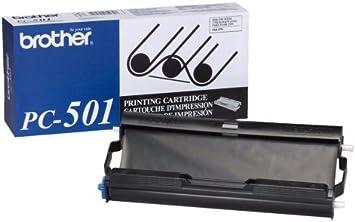 Amazon.com: Brother PC501 PPF - Cartucho de impresora (150 ...