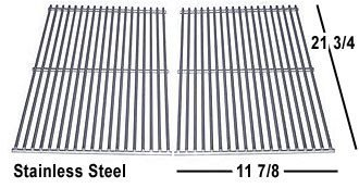 BBQ Grill Grate Rectangular SS Wire for Fire Magic Grills...