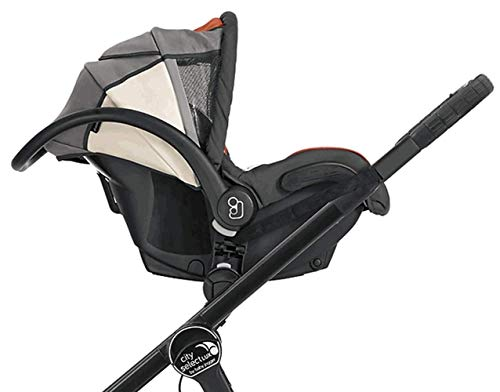 HERCHR Car Seat Adapter, Baby Jogger City Select, Lux & Premier - Maxi Cosi, Cybex, Nuna, ()