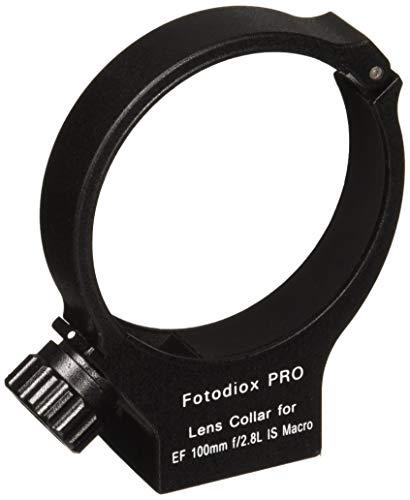 Fotodiox Pro Premium-grade Tripod Lens Collar for Canon EOS EF 100mm f/2.8L Macro IS USM Lens, as Canon Tripod Mount Ring