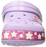 Crocs Baby Kid's Unicorn Band Clog|Slip On Water