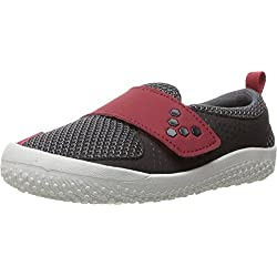 Vivobarefoot Unisex-Kids Mini Primus Running Trainer Shoe