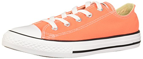 Mixed Wash bambini All Converse Chuck Taylor Ox Mixed Hyper Sneakers Neon per Orange Star xPxC14Swzq