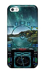 New Arrival Premium 5/5s Case Cover For Iphone (missile Locked)