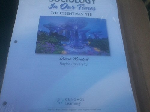 Sociology In Our...:Essen.(Loose)