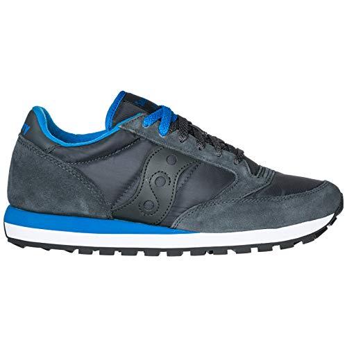Saucony Originals Men's Jazz Original Running Shoe,Dark Grey
