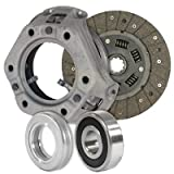 8N7563NC 9 Inch Single Clutch Kit Made To Fit Ford 600 700 800 900 2N 8N 9N Tractor