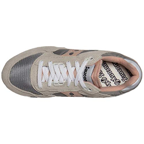 Slipper Shadow Off White for Vintage Grey Pink Saucony Kid XqwZnE