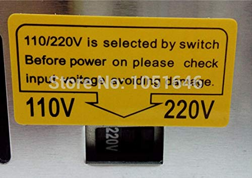 Utini 350W 36V 9.7A Single Output 36V Switching Power Supply S-350-36 Power Supply for CNC Router