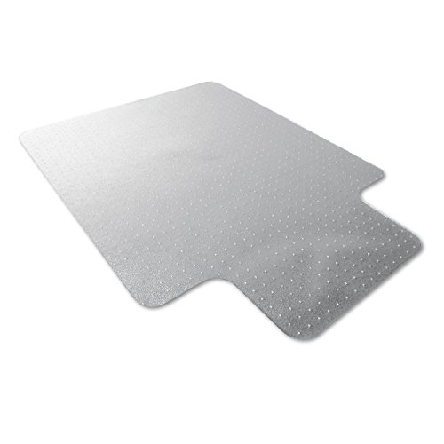 Floortex 118923LR Ultimat Polycarbonate Chair Mat for Carpets up to 1/2