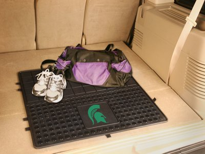 (Fan Mats Michigan State University Heavy Duty Vinyl Cargo Mat/31