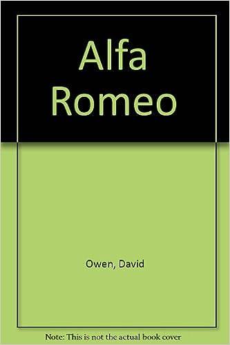 Téléchargement Alfa Romeo pdf