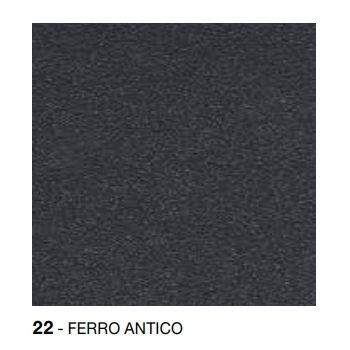 EMU Arc en Ciel Tavolo Pieghevole cm 50x70 Art 334 Colore Ferro Antico codice 22