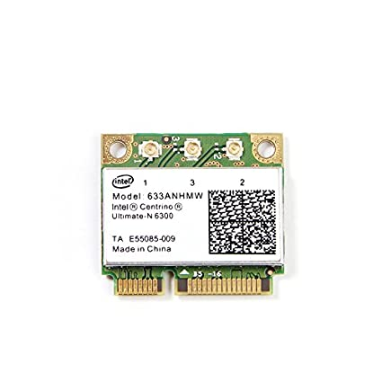 Driver for Intel Centrino Ultimate-N 6300 Wi-Fi Adapter