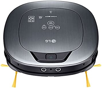 LG VSR9640PS - Hombot Turbo Serie 12. Robot aspirador, video ...