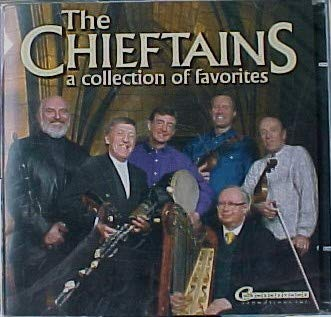 THE CHIEFTAINS A COLLECTION OF FAVORITES