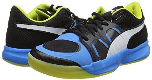 blanc Synthtique Sport Schwarz soufre 3 02 Chaussures Printemps Puma Intrieur cloisonns De Noir Hommes Matire noir Evoimpact HgAxqw07
