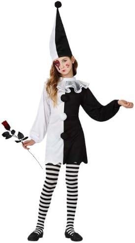 Atosa - Disfraz de arlequín para niña, talla 5-6 años (16041 ...