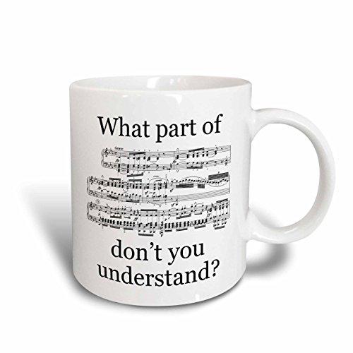 3dRose mug_112161_1 MusicianS Ceramic 11 Ounce