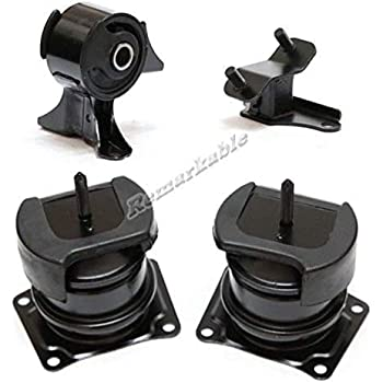 Remarkable Power G137 Fit For 1998-2002 Honda Accord 3.0L 99 Acura TL V6 Trans Engine Motor Mount Set