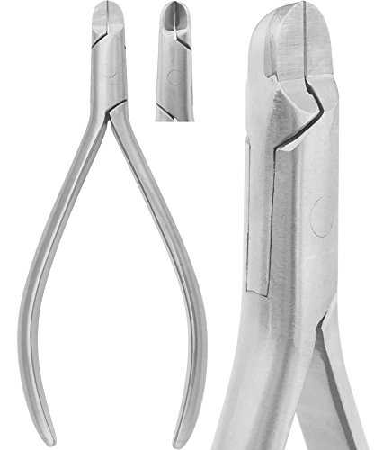 Price comparison product image ProDentUSA Pin & Ligature Cutter, Round Body with German Tungsten Carbide Insert