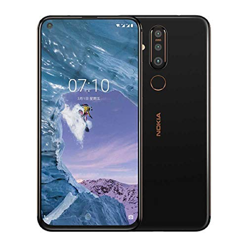- Nokia X71 Dual SIM Phone TA-1167 128GB+6GB RAM 6.39 inches 4G Factory Unlocked - International Model