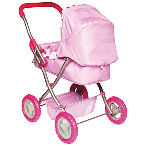 "Manhattan Toy Stella Collection Baby Doll Buggy for 12"" & 15"" Dolls for 3 Years +"