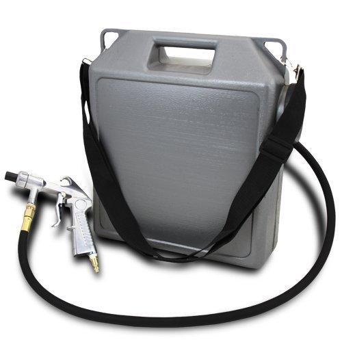 Z ZTDM 30-Lbs Portable SandBlaster Gun Kit Handheld Air Sand Blaster Kit with 5 Feet Rubber Hose