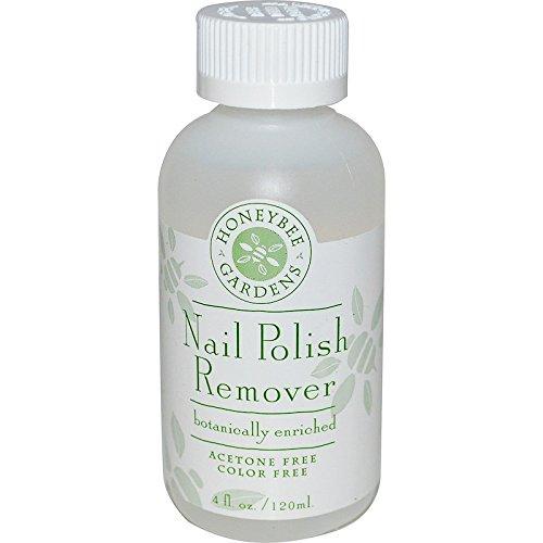 - Honeybee Gardens Nail Polish Remover