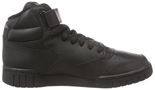 Black Basses 000 Reebok Mixte Ex Noir Adulte o Baskets Fit Int Hi 1OanqS