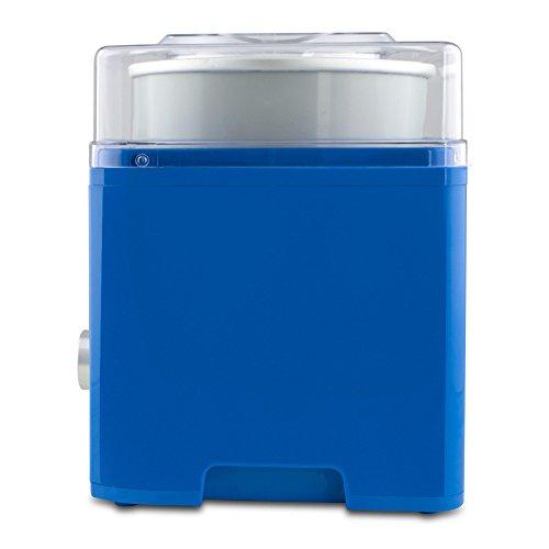Deni Square 5221 Ice Cream Maker Blue Appliances Store