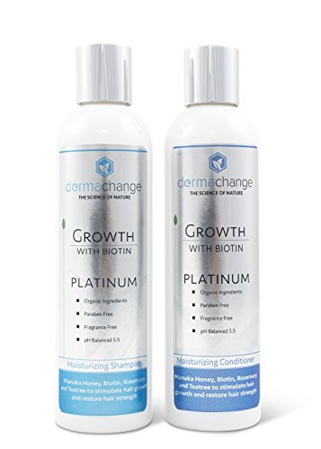 Organic Biotin Growth Shampoo Conditioner