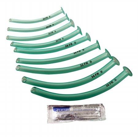 Dynarex Nasopharyngeal Airway Kit 9pc + 9pack Jelly 1 kit/Pkg
